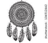 abstrakt,aztécký,pozadí,krásné,pták,modrá,vánoční,dekorace,lovkyně snů,sny,etnická,fabric,móda,upevnění,peří