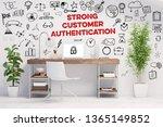 sca   strong customer...   Shutterstock . vector #1365149852