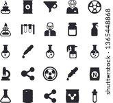 solid vector icon set  ...   Shutterstock .eps vector #1365448868