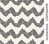vector seamless pattern. modern ... | Shutterstock .eps vector #1365566498