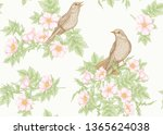 seamless pattern  background... | Shutterstock .eps vector #1365624038