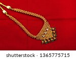 authentic traditional indian... | Shutterstock . vector #1365775715