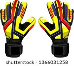 The Goal Keeper Gloves