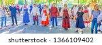 russia  samara  september 2018  ... | Shutterstock . vector #1366109402
