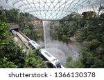 singapore  11 apr  2019  the... | Shutterstock . vector #1366130378