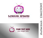 television symbol for web site  ...