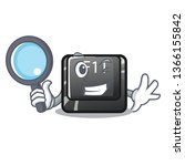 detective f11 button in the...   Shutterstock .eps vector #1366155842