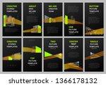 creative social networks...   Shutterstock .eps vector #1366178132
