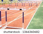 the playground of the runway ... | Shutterstock . vector #1366360682
