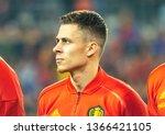 brussels  belgium   march 20 ...   Shutterstock . vector #1366421105