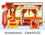 easy to edit vector... | Shutterstock .eps vector #136643132