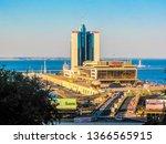 odessa  ukraine   august 23 ... | Shutterstock . vector #1366565915