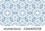 abstract seamless pattern with... | Shutterstock .eps vector #1366600238