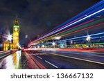 Bus Lane In Westminster Bridge...