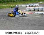 go kart 13 | Shutterstock . vector #13666864