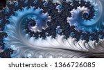 Fractal A Never Ending Pattern. ...