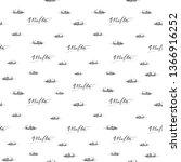 hand lettering malta pattern...   Shutterstock .eps vector #1366916252
