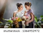 Thai Girls And Laos Girls...