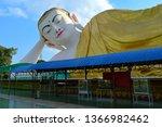 friendly looking mya tha lyaung ... | Shutterstock . vector #1366982462