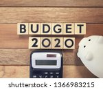 New Year Budget Concept  ...