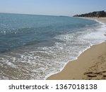 seashore landscape view  sea...   Shutterstock . vector #1367018138