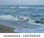 seashore landscape view  sea...   Shutterstock . vector #1367018165