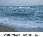 seashore landscape view  sea...   Shutterstock . vector #1367018168