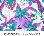 seamless pattern  background... | Shutterstock .eps vector #1367023445