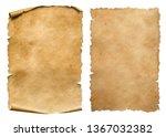Vintage Paper Or Parchment...