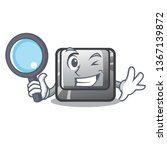 detective button c in the...   Shutterstock .eps vector #1367139872