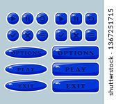 buttons with icons for the...