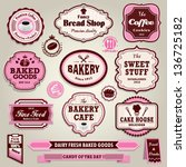 Vintage Frame Cupcake  Bakery ...