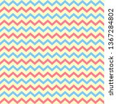 cheron seamless pattern. zigzag ...   Shutterstock .eps vector #1367284802