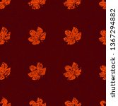 vector seamless textured grunge ...   Shutterstock .eps vector #1367294882