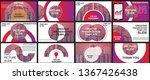 presentation and slide layout... | Shutterstock .eps vector #1367426438
