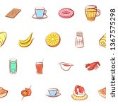 food images. background for... | Shutterstock .eps vector #1367575298
