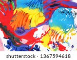 creative colorful abstract...   Shutterstock . vector #1367594618