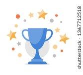 reward program  game winner ... | Shutterstock .eps vector #1367712518
