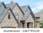 the top of the house or... | Shutterstock . vector #1367795135