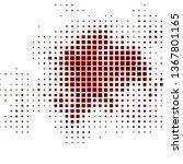 dark red vector backdrop with...   Shutterstock .eps vector #1367801165