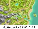 vector illustration. the...   Shutterstock .eps vector #1368010115