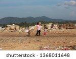kota kinabalu  sabah  malaysia  ...   Shutterstock . vector #1368011648