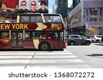 new york  united states   march ... | Shutterstock . vector #1368072272