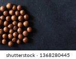 top view of background texture... | Shutterstock . vector #1368280445
