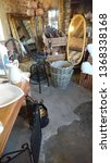 Small photo of bric-a-brac at water mill in Lower Slaughter