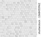 modern abstract geometric... | Shutterstock . vector #1368453962