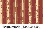 abstract red orange brown... | Shutterstock . vector #1368603008