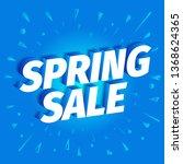 Spring Sale. Seasonal Discount...