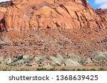 capitol reef national park in... | Shutterstock . vector #1368639425