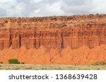 capitol reef national park in... | Shutterstock . vector #1368639428